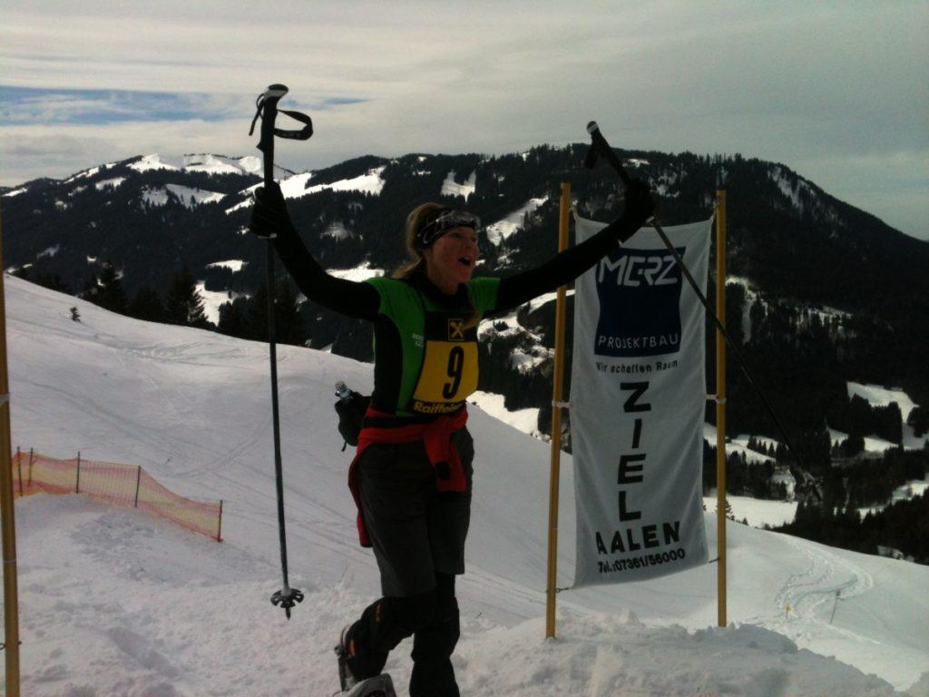 Schneeschuhrennen Jungholz
