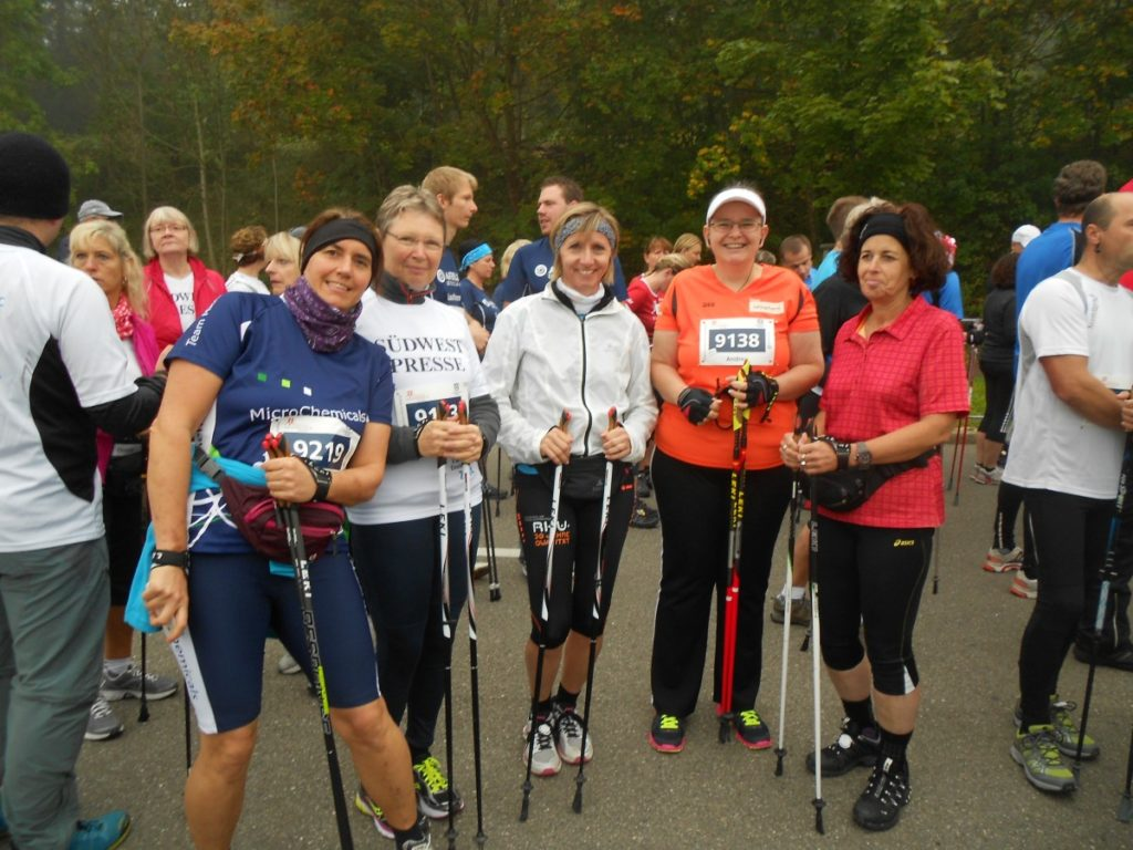 Einstein-Marathon ACC Vorbereitung